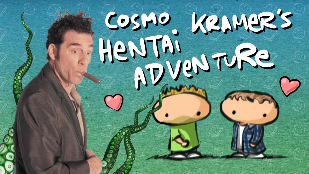 Cosmo Kramer's Hentai Adventure: Happy Valentine's Day! - YouTube