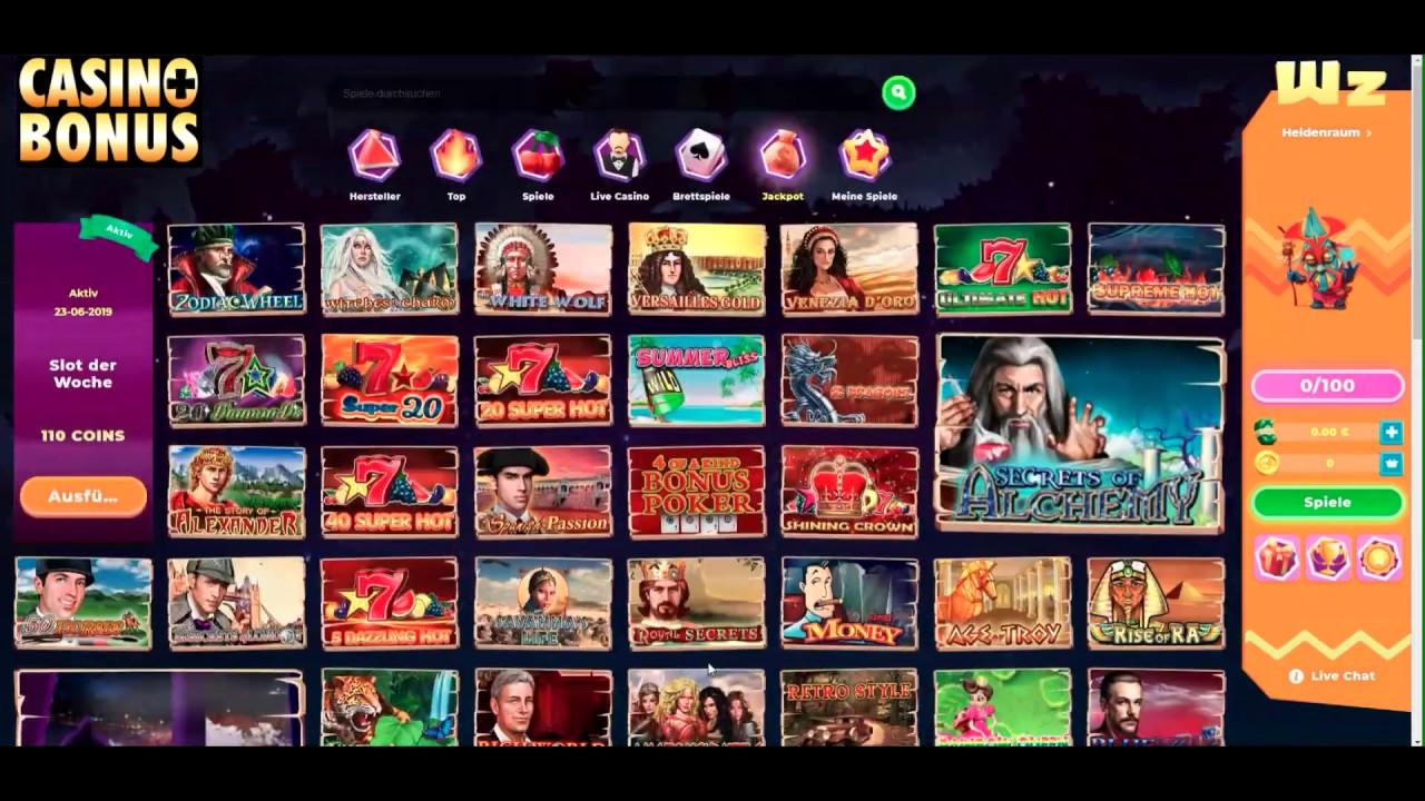 welche online casino spielautomaten spucken viel geld aus