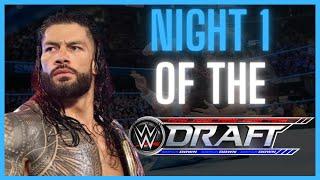 WWE SmackDown AEW Rampage 10 1 21 Review 2021 WWE Draft Night 1 Bryan Danielson vs Nick Jackson