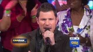 Video [HD] 98º - Because Of You (Live On GMA 11/22/2017) download MP3, 3GP, MP4, WEBM, AVI, FLV September 2018