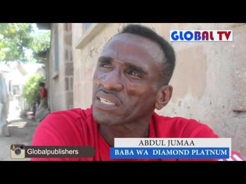 Global TV Online: Baba Diamond Platnumz Ashinda Njaa