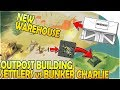 NEW WAREHOUSE OUTPOST BUILDING SETTLERS Vs BUNKER CHARLIE Last Day On Earth Survival 1 11 3 mp3