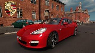 ETS2 v1.30 I Mod ★ Porsche Panamera Turbo S [Deutsch/HD]