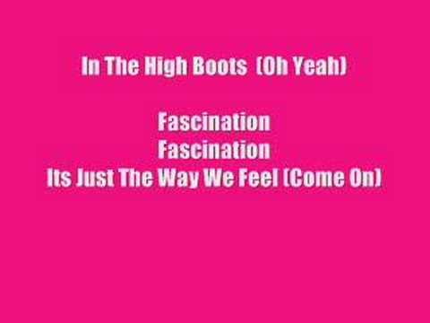 Alphabeat - Fascination (Lyrics)