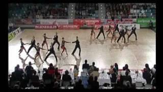 1st Place / Zuvedra Lithuania - James Bond / World Latin Formation Champions  2008