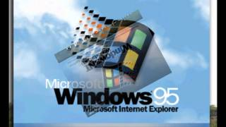 windows 1.0 to  windows 7 (1982-2010) HD