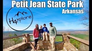 Visit to Petit Jęan State Park