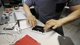 Thunderbolt SSD – DIY thunderbolt Solid State Drive