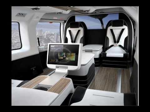Mercedes-Benz 2011 Style EC145 Luxury Helicopter