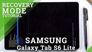 How to Open/Exit Recovery Mode in Samsung Galaxy Tab S6 Lite – Recovery Menu Options
