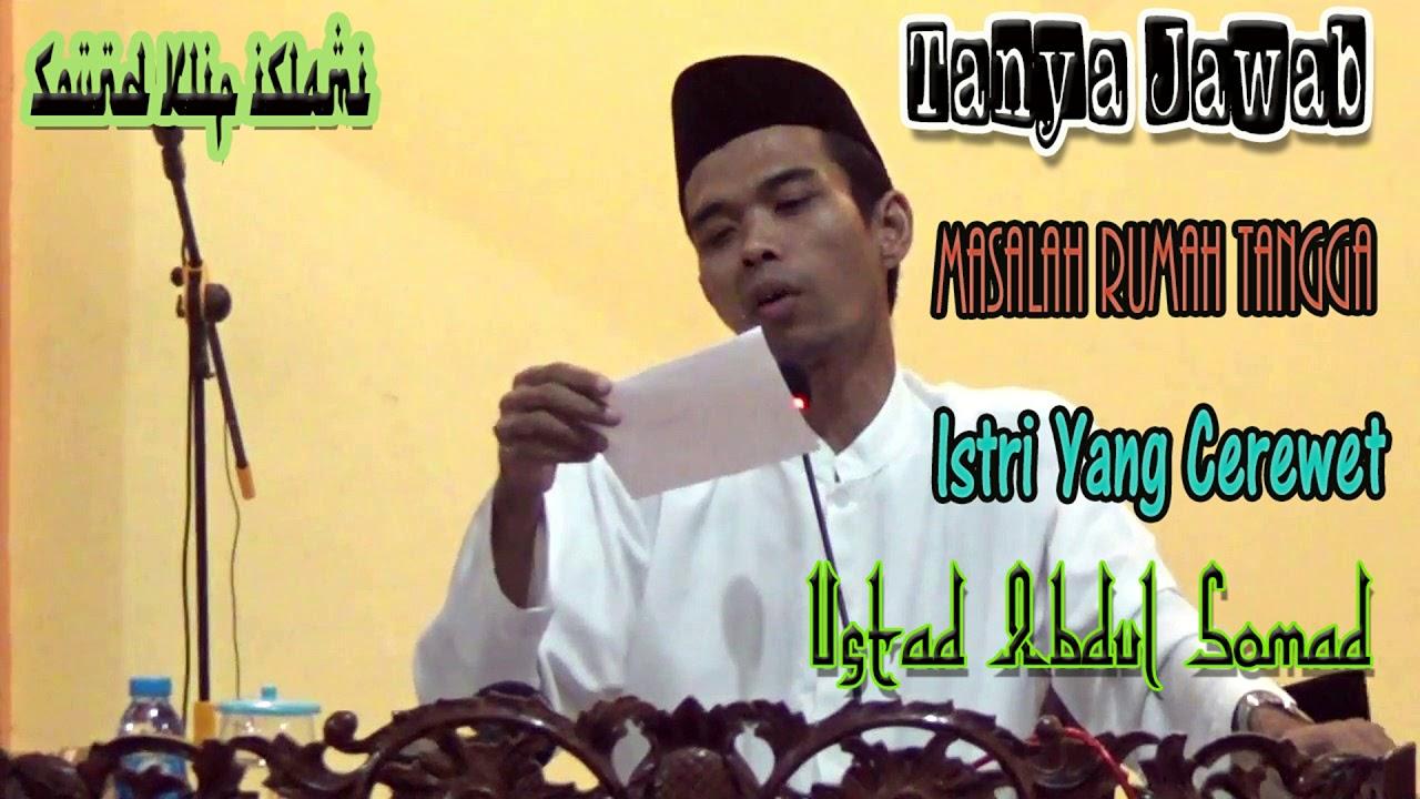 Ustad Abdul Somad - Istri Yang cerewet Judes - YouTube