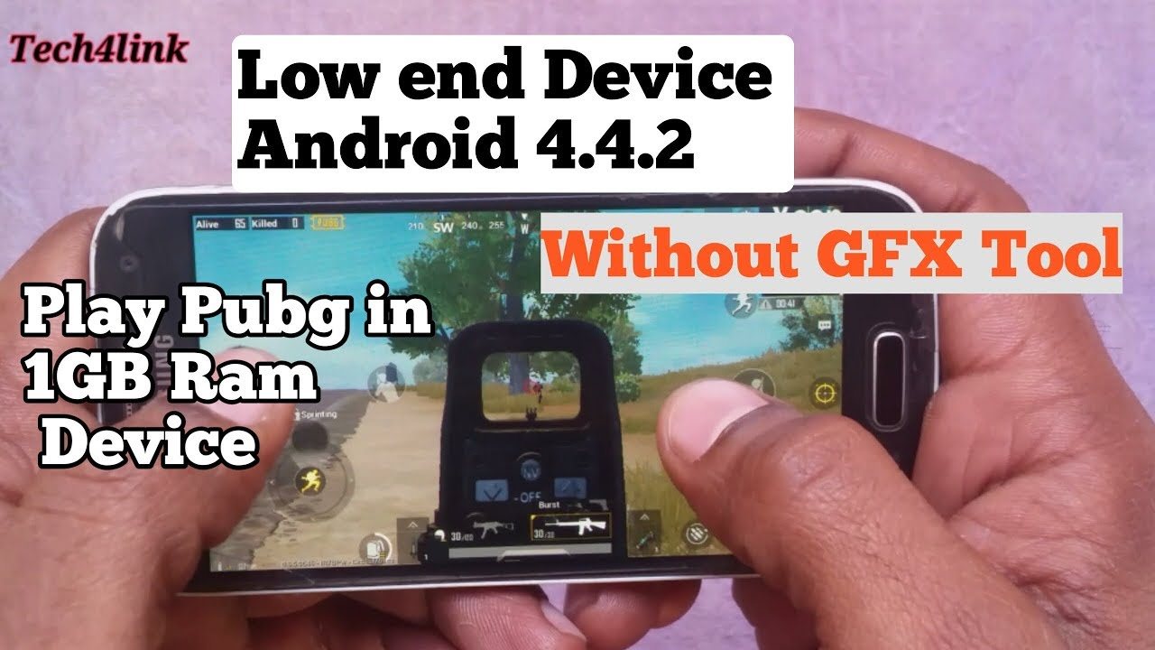 Test Play Pubg in Low End Device Samsung S4 mini - Самые лучшие видео