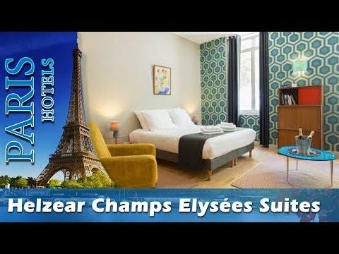 Helzear Champs Elysées Suites - Paris Hotels, France