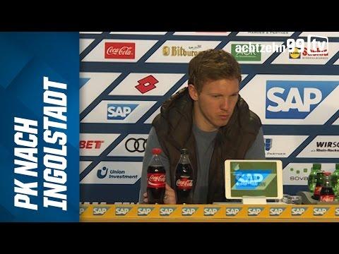 Spieltags-PK nach Ingolstadt - 23. Spieltag / 2016-17