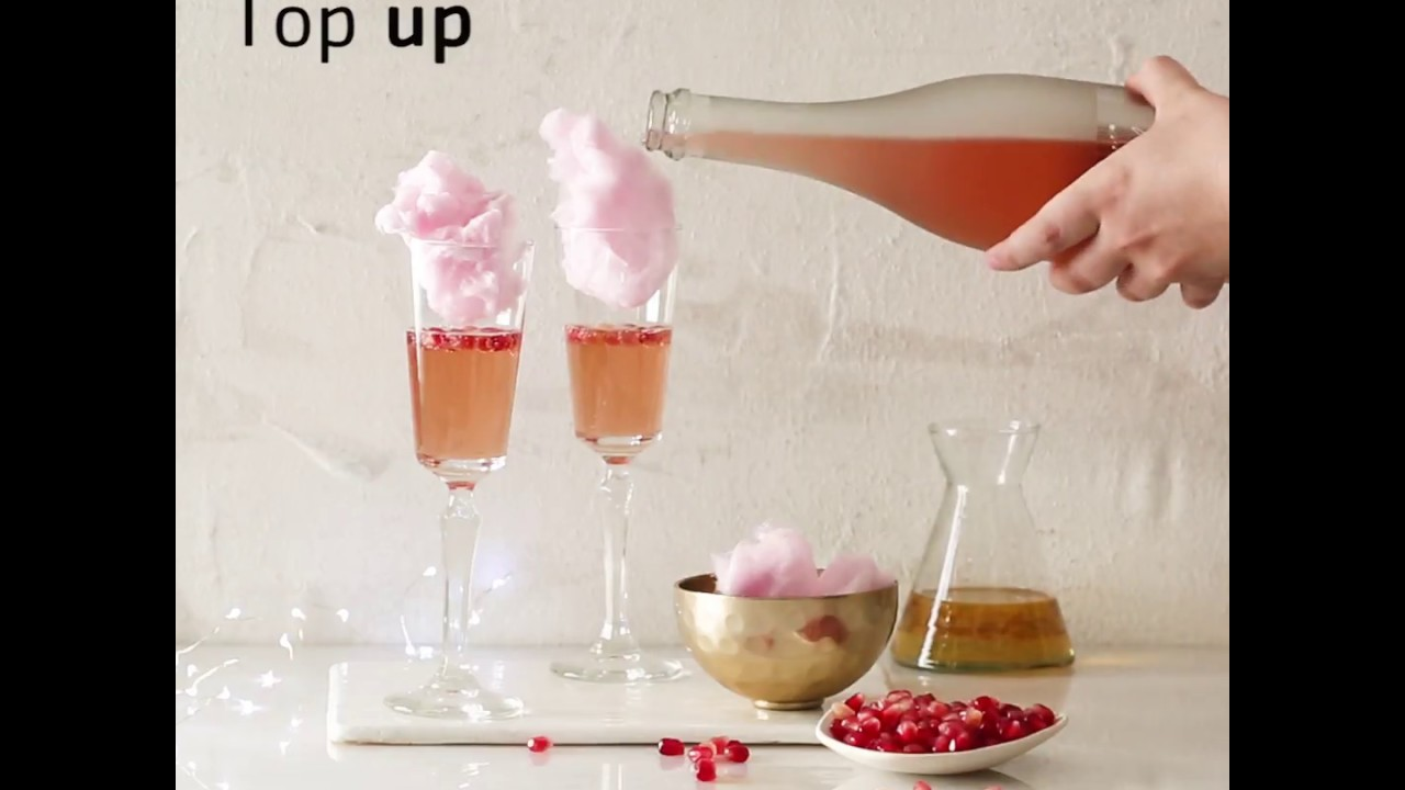3 Bubbly Cocktails