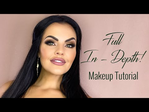 FULL, IN DEPTH MAKEUP TUTORIAL IN AFRIKAANS! How To Do A Natural Makeup Look #7 EVERY DAY MAKEUP