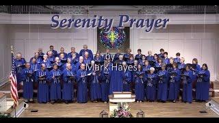 Serenity Prayer -  First Baptist Church Kingsport Sanctuary Choir