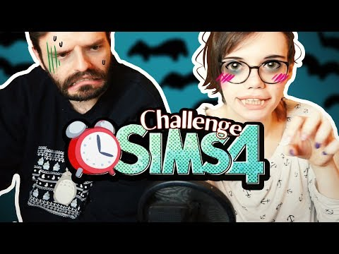 Die Sims 4 Challenge! ⏰ Alle werden Vampire??