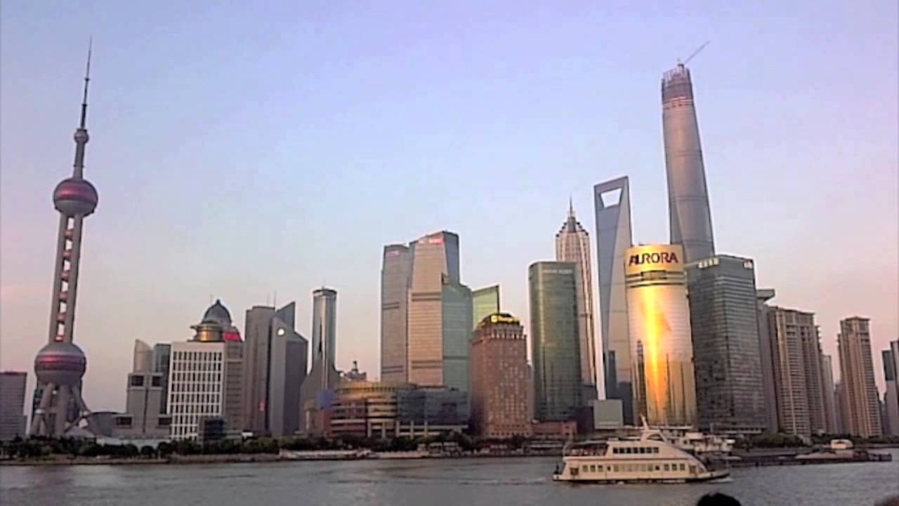 Balade En Chine, Le 29 : Shanghai Tower From 2013 To 2014