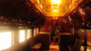 Restored Pullman Car at Hildene
