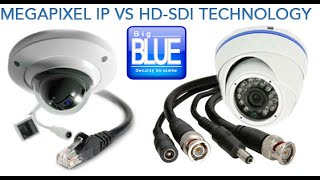 IP VS NEW SDI SECURITY CAMERA SYSTEM REVIEW 2016 AMAZING 1080P!!!  (Big Blue Security)