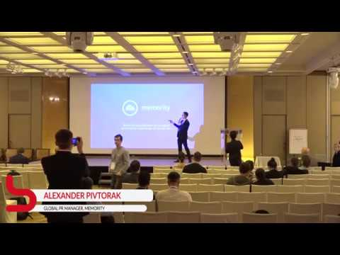 Memority at ICO 2018 Singapore conference