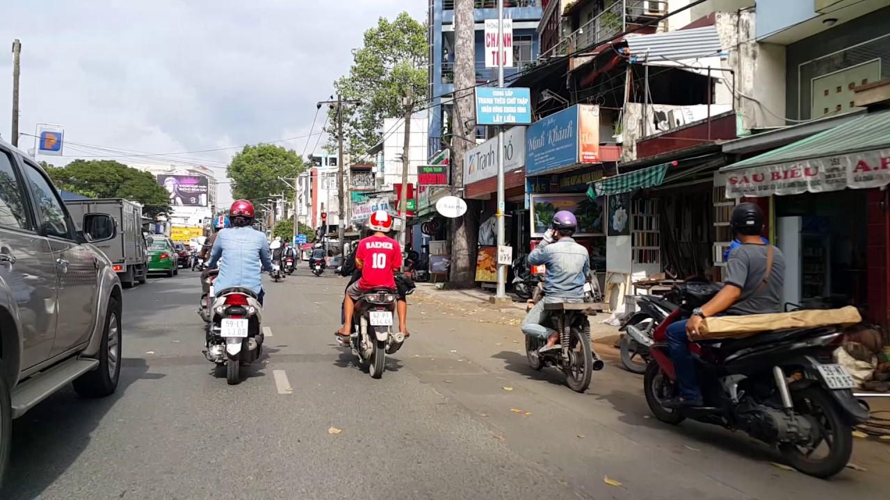 Đường Hồng Bàng, Thuận Kiều Plaza, Chợ Lớn về Sài Gòn, Việt Nam
