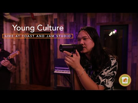 Young Culture Live at Toast and Jam Studio (Full Session)