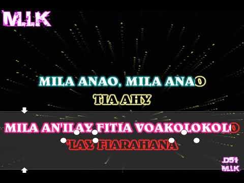 Karaoke mila anao - Titi (autre version)