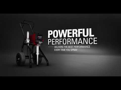 Titan Impact 840 Airless Paint Sprayer High Rider - 805009