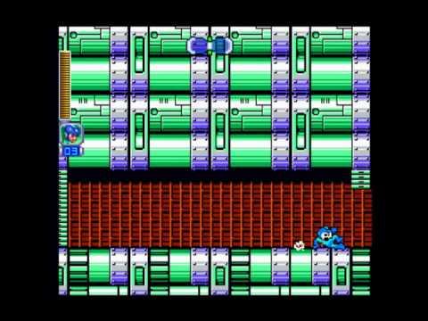 Megaman 4 Complete Works Dr Cossack stage 2