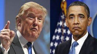 """20160516 新视野  """"大嘴""""特朗普的逆袭   美国大选中的狠角色调侃奥巴马""""你被解雇了"""""""