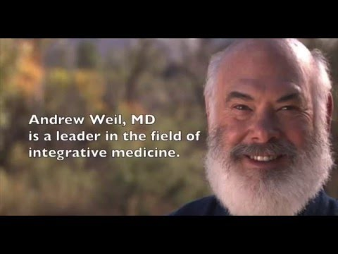 Dr. Andrew Weil on Anxiety Relief and Emotional Health