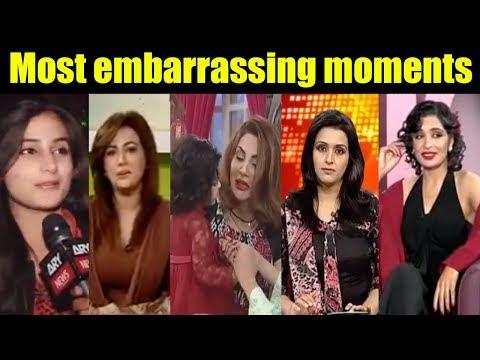 Most Embarrassing Moments