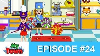 My Town Stories Substitute Teacher Episode 24
