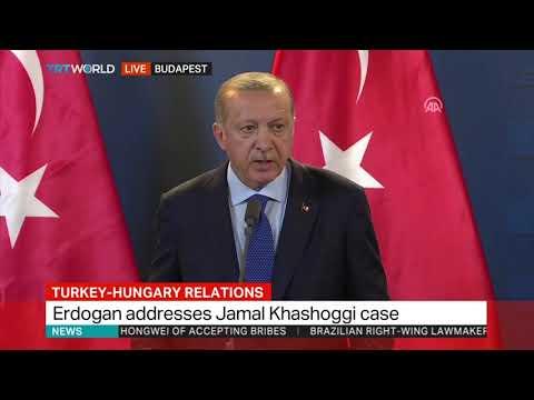 Saudi officials must prove Jamal Khashoggi left consulate – Erdogan