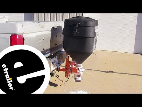 Etrailer   Buyers SaltDogg Salt Spreader For Trucks Review