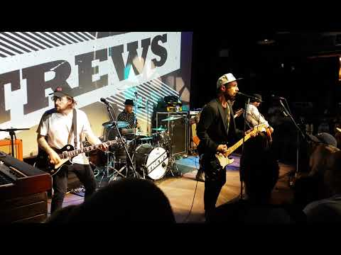 The Trews   Not Ready To Go @ The Rec Room 2018 09 12