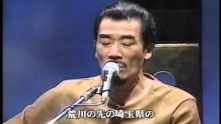 2001年 作詞・作曲:荒木一郎 荒木一郎さん(1975年)のカバー.