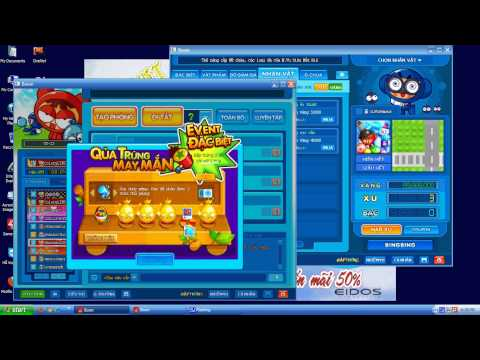 [Lỗi Game] Bug búa Boom Online - Một búa đập được nhiều lần!