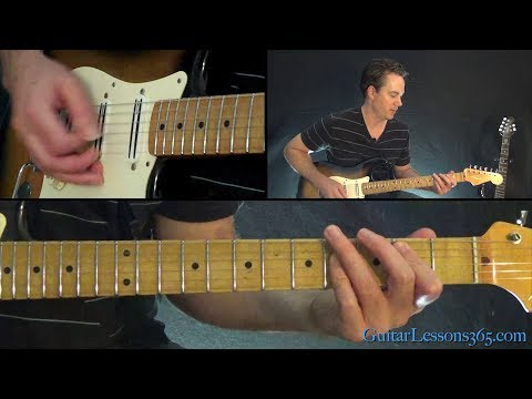 Free download lagu Mp3 Surrender Guitar Lesson - Cheap Trick - ZingLagu.Com