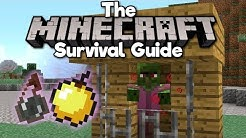 How to Cure Zombie Villagers!  The Minecraft Survival Guide (Tutorial Lets Play) [Part 34]