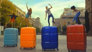 Iklan American Tourister I Travel The World