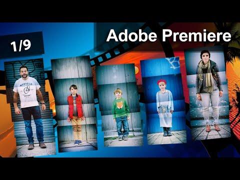 دورة أدوبى بريميير كاملة للمبتدئين Adobe Premiere CS6