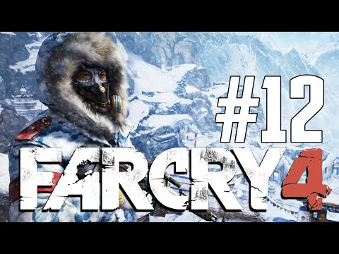 "Far Cry 4 Story #12 - ""HIMALAYA TAKEDOWN!"" (FC4 PS4 Let's Play)"