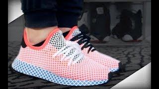 dentista vacío lantano  adidas Deerupt Runner Review - YouTube