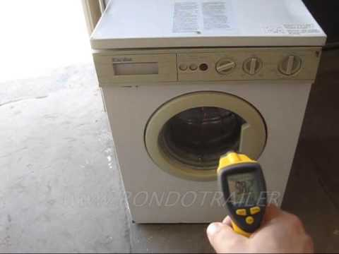 kariba wd802 all in one washerdryer combo 120v 10lbs load rv or tight place kariba wd 802 sold