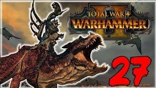 Total War: WARHAMMER II - Визит к Эльфам! - Часть 27