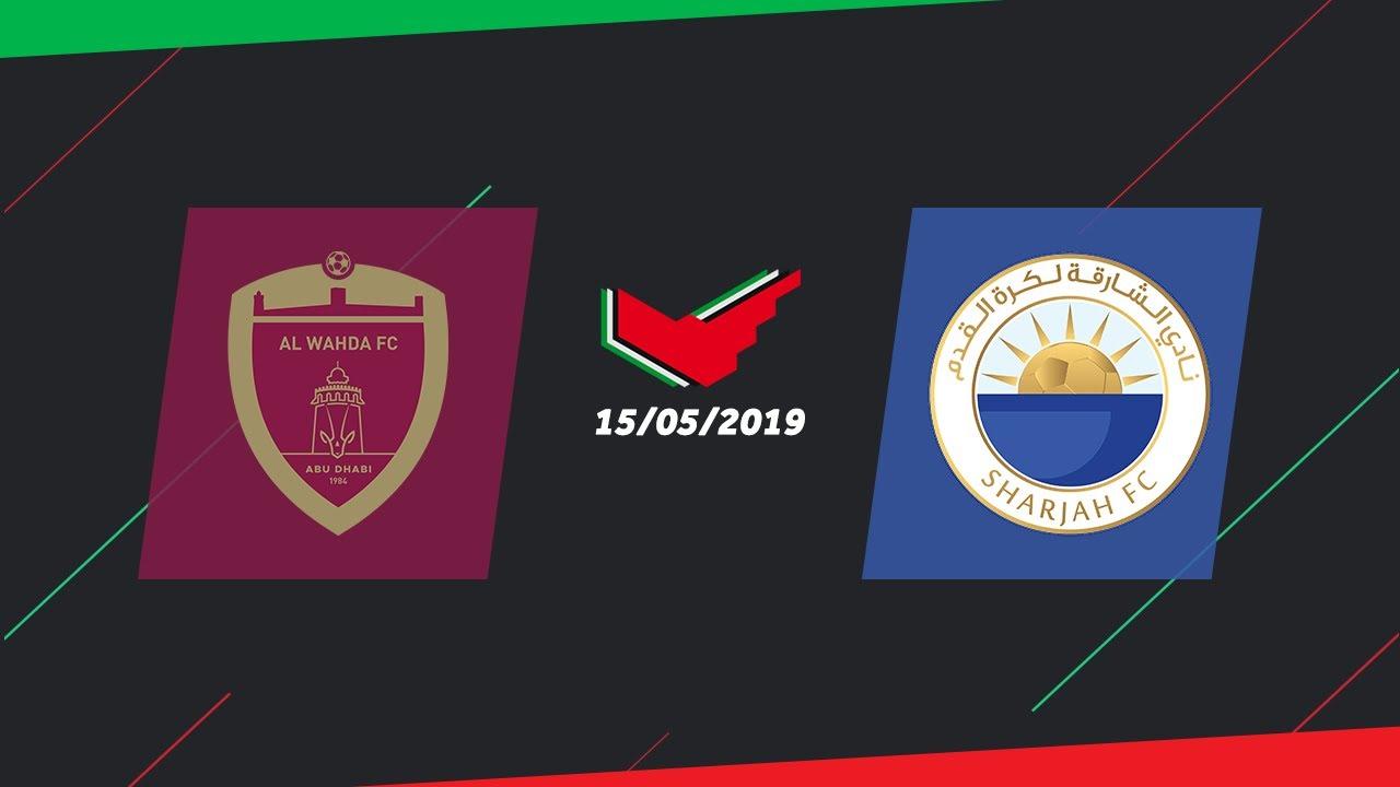 مشاهدة مباراة الشارقة والوحدة بث مباشر بتاريخ 31-08-2019 كأس الخليج العربي الإماراتي