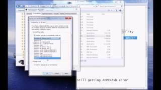 Appcrash Error Fix!!! Windows 7,8,10